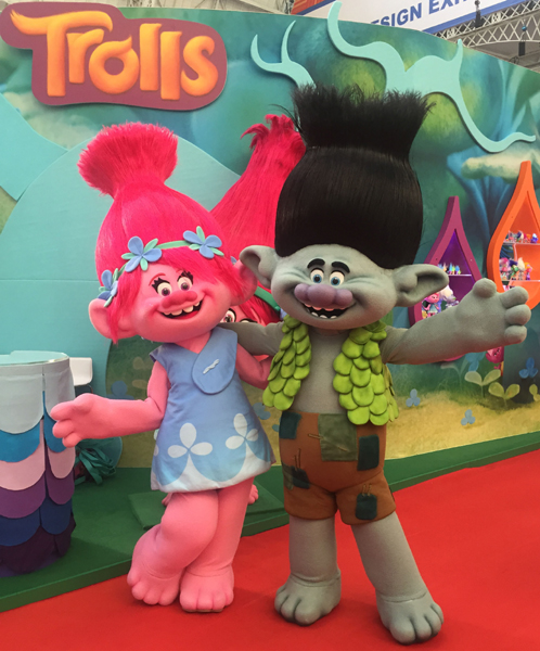 Trolls – Poppy & Branch